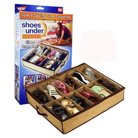 Space saving shoe organizer 2-800x800