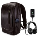 Echolac Coffee Laptop Backpack