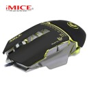 IMICE V9 Wired Gaming Mouse USB Optical Mouse 7 Button Computer Pc Mouse for CS DOTA LOL Gamer Professional Gaming Mice 4000DPI